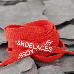 2 Pairs Nike Air Jordan 5 Off White Shoelaces